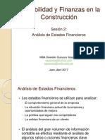 Contabilidad y Finanzas - Sesion 2