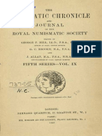 BMC Greek Aquisitions 1928 NC 1929