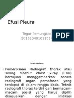 Lapsus Efusi Pleura