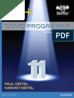 Deitel P. Deitel H. 2014 Cómo Programar en C 9ed.. México PEARSON EDUCACIÓN.