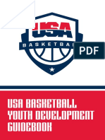 Usa Basketball Youth Development Guidebook