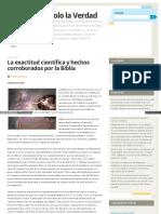 Laverdadysololaverdad Wordpress Com 2012-04-04 La Exactitud