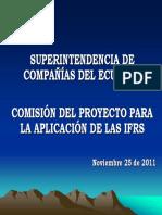 Diferencias Entre NIIF Completas y NIIF Para Las PYMES y Su Aplicacion a Las Partidas Contables