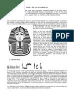 Guía 1 Egipto