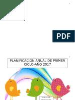 PLANIFICACION ANUAL DE  1º CICLO  2017 (1) (1).docx