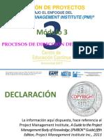 Modulo 3 Procesos de Direccion de Proyectos MODIFICADO - Adherna v1