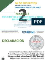 Módulo 2. Ciclo de Vida Del Proyecto MODIFICADO - Adherna