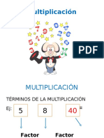 Multiplicación Power