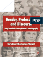 Libro Gender Profesions Discourse