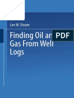 Finding Oil and Gas From Well Logs [L.M. Etnyre, 1989] @Geo Pedia