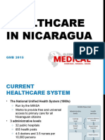 nicaragua healthcare presentation
