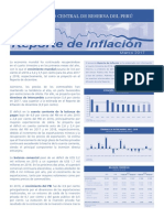 Reporte de Inflacion Marzo 2017 Sintesis