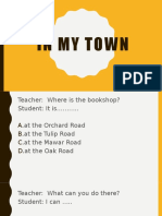 in my town quiz