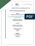 5 1 Las Mejores Prc3a1cticas Para La Gestic3b3n de Servicios de Ti