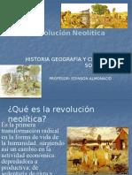 Revolución Neolitica