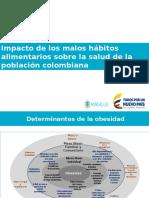 Obesida Situacion de Colombia Importante