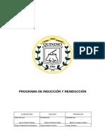 Programa de Induccion y Reinduccion