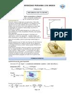 Mecanica de Fluidos Teoria y Practica
