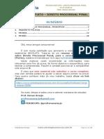 Apostila Resumo Pc Df Direito Processual Penal Público Externo