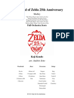 The Legend of Zelda 25th Anniversary Medley.pdf