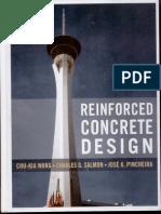 Chu-kia Wang Reinforced Concrete Design 7 Th Ed.