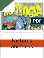 Factores abióticos