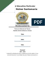 Estructura Monografia_ General