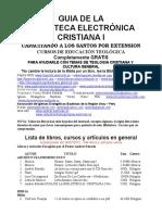 7 Guia de La Biblioteca Electronica Cristiana i