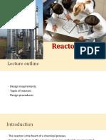 02 - Reactor Design