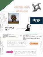 Activismo Social y Naturalismo