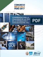 Programa BICSI 2017