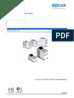 Manual Chiller TAEevo 015 - 351