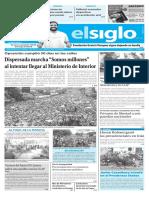 Edicion Impersa El Siglo 21-05-2017