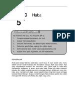 Hbsc4103 Tajuk 5 Haba
