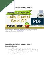 Cara Konsumsi Jelly Gamat Gold G.docx