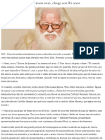Hermeto Pascoal, o Homem Som, Chega Aos 80 Anos - Jornal O Globo