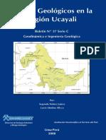 Riesgos Geológicos en La Región Ucayal-2008