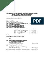 HC Gupta Coal Block Conviction Order 29052017