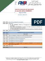 Programme Preliminaire MOBIDOC 2017