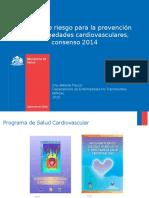 Enfoque de Riesgo Para La Prevencion de Enfermedades CV Consenso 2014 Jornada 2015 (2)