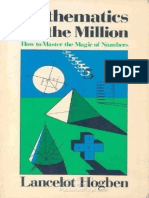 Mathematics for the Million - How to Master the Magic of Numbers (gnv64).pdf