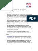 DFID External Results Sep 2014