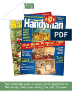 Family Handyman-Ten Year Index