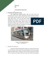 (LRT, MRT & Monorail)