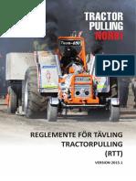 Tractorpulling Norr Reglemente Tractorpulling 20151