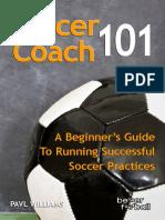 Soccer Coach 101 Manual