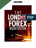 Al Russell - London Forex Rush