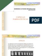 CAPSULAS FARMACEUTICAS