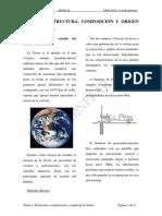 Tema02 Estructura Composicion y Origen de La Tierra