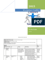 Workplace Conflict Faculty Guide_v 0.1